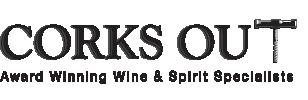 corks out logo