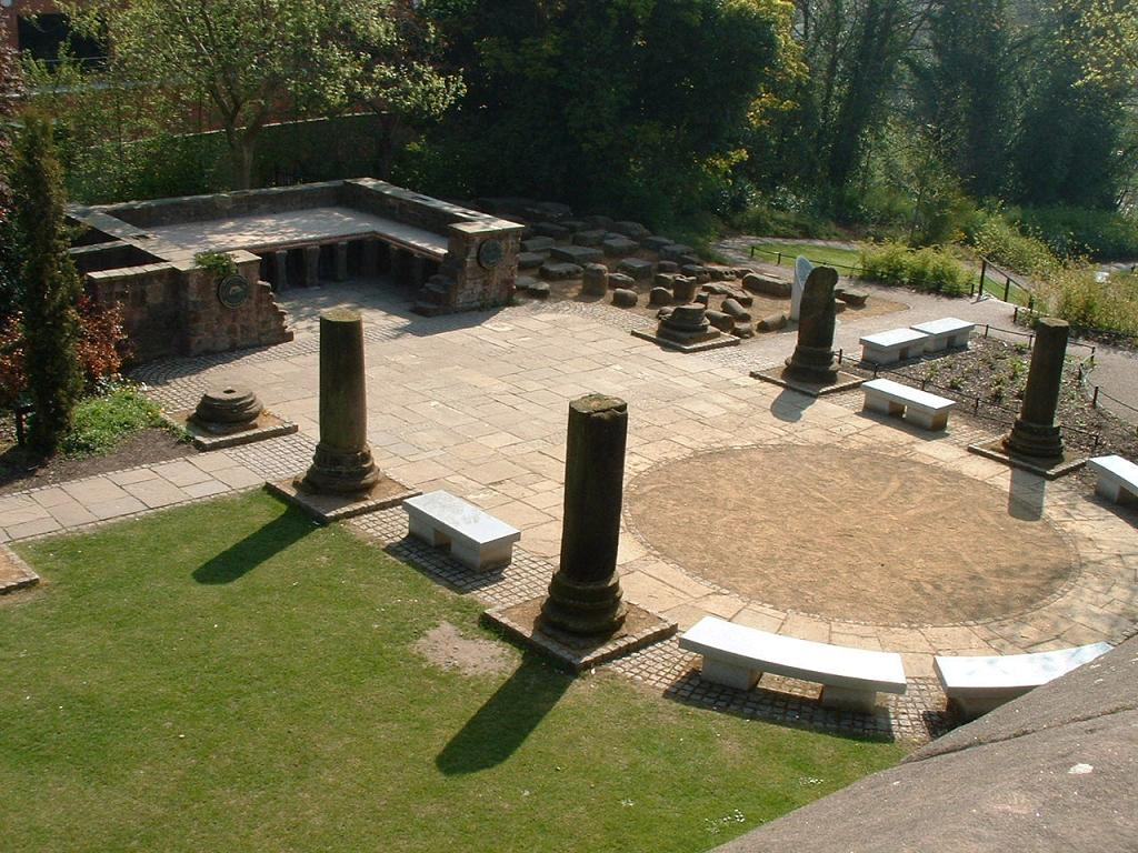 Roman Gardens Experience Chester Experience Chester