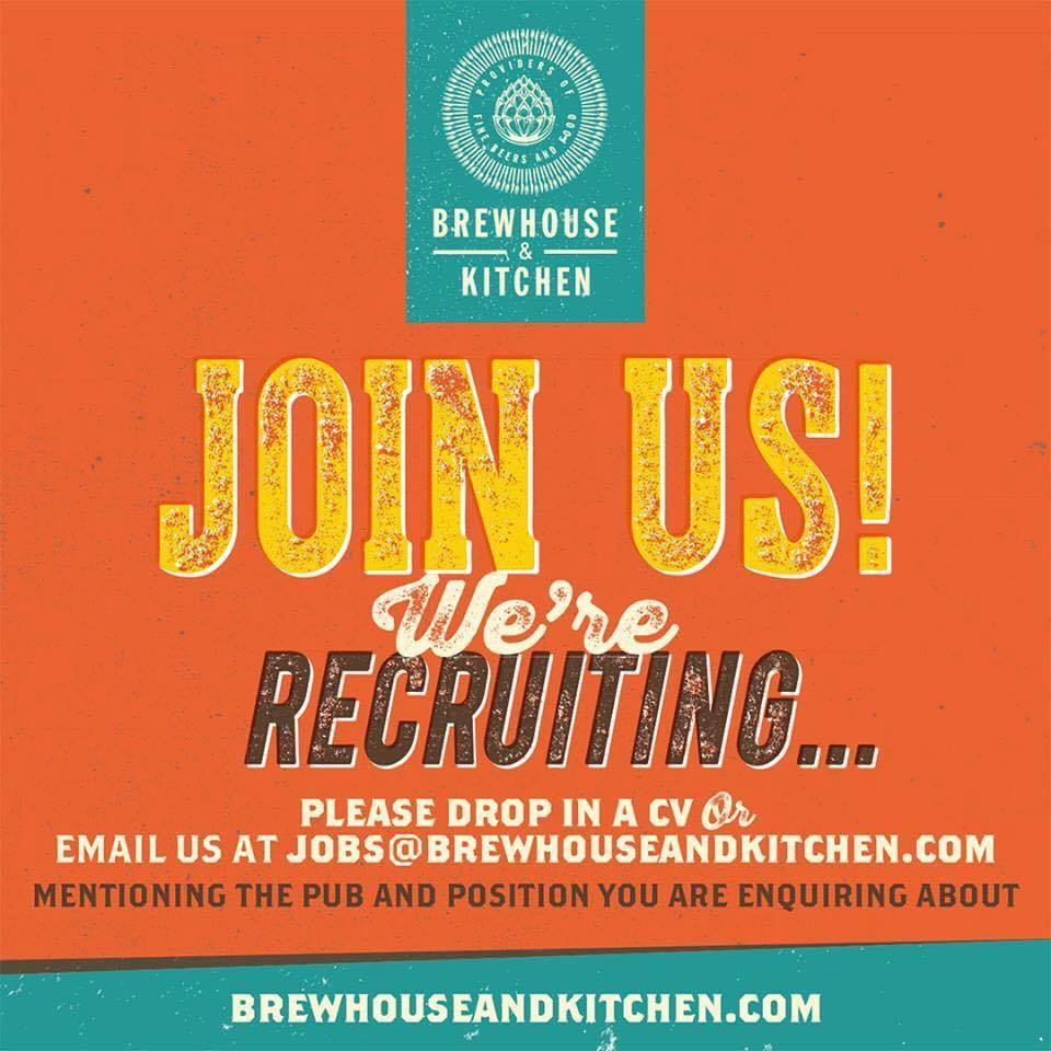 brewhouse jobs