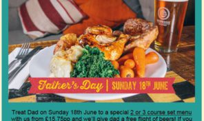 Brewhouse fathers day
