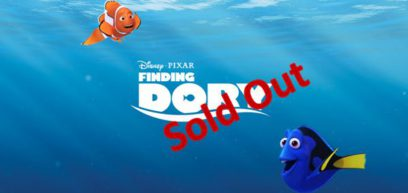 Dory Sold OUT
