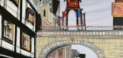 Chester Clock Ed Waite