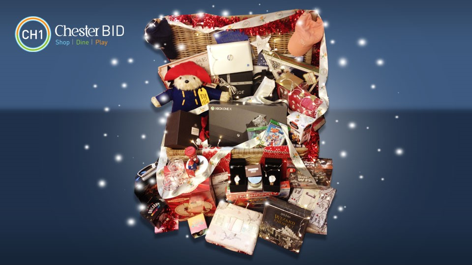 CH1ChesterBID BIG Chrismtas Giveaway Family Hamper worth £2,000