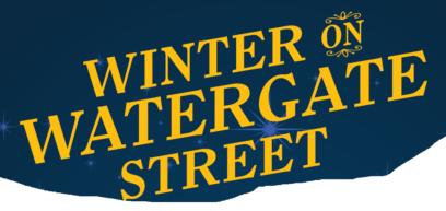 Winter on Watergate Street